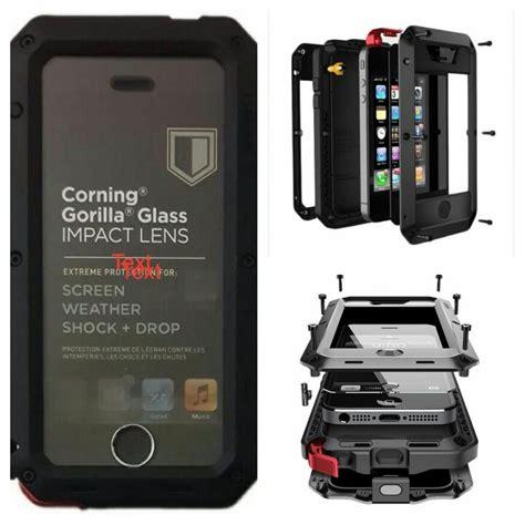 lunatik taktik extreme iphone  hitam