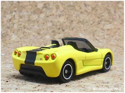 Tommykaira Zz Yellow miniaturecardays トミカ トミーカイラ zz