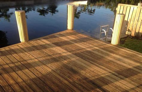 boat deck key all pressure treated wood is not created equally coastal
