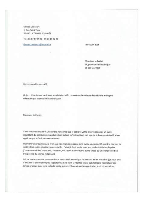 Modèles De Lettre De Compte Rendu Courrier Des Lecteurs Collectif Citoyen 224 M 233 N 233 Ac