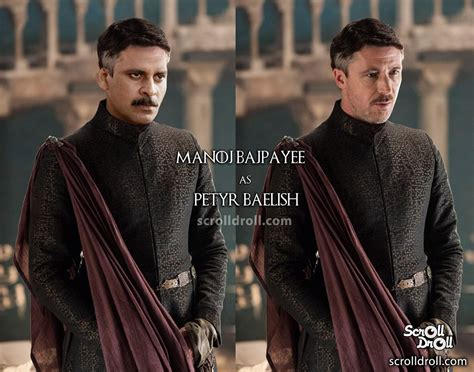 actor game game 15 bollywood actors reimagined as game of thrones cast