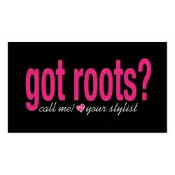 got roots card double sided standard business cards pack