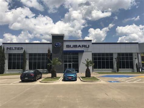 Car Dealership Specials at Peltier Subaru in TYLER, TX