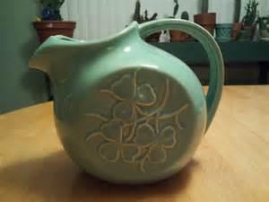 Vintage Pottery Vase Mccoy Pottery Pitcher Glass Pottery Amp More Pinterest
