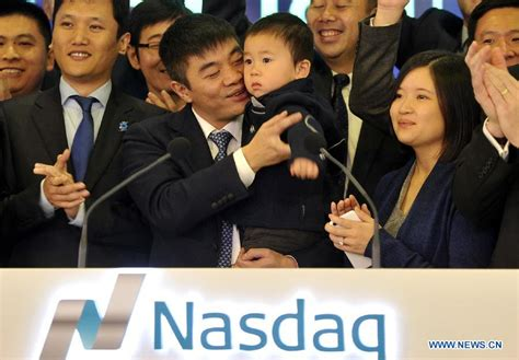 alibaba nasdaq alibaba backed momo debuts on nasdaq 2 chinadaily com cn
