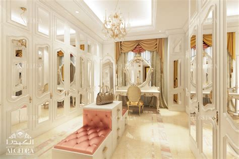 luxury dressing room design algedra