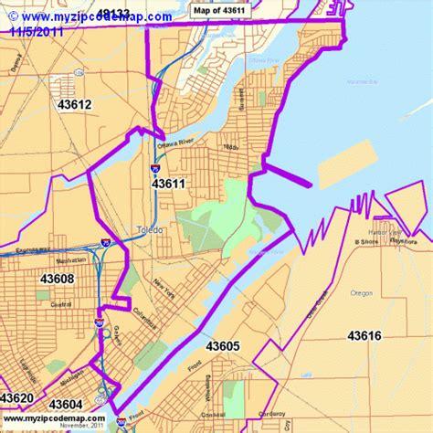 zip code map toledo ohio zip code map of 43611 demographic profile residential
