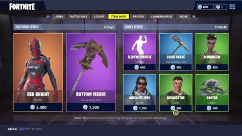 fortnite new items new items in the shop fortnite battle royale january