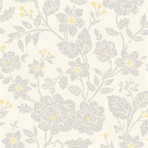 grey yellow wallpaper uk crown alexandra yellow grey wallpaper m1348
