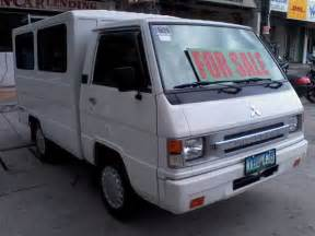 Mitsubishi L300 For Sale Philippines 2011 Mitsubishi L300 Fb Dual Aircon For Sale From
