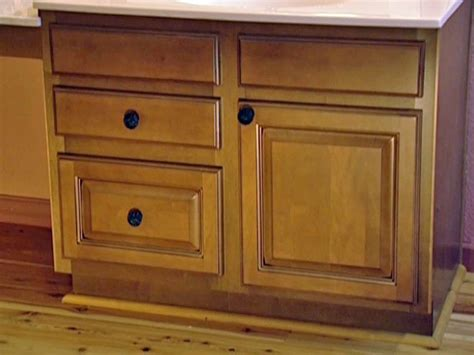 refacing bathroom cabinets how tos diy
