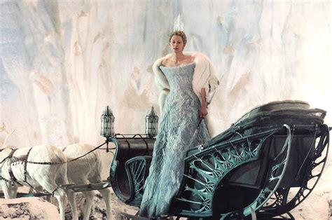 The The Witch And The Wardrobe White Witch by Winter Week Solstice In Narnia Cinemattire