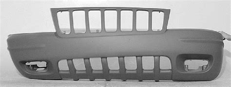 2000 Jeep Grand Front Bumper 1999 2000 Jeep Wagoneer Size Grand
