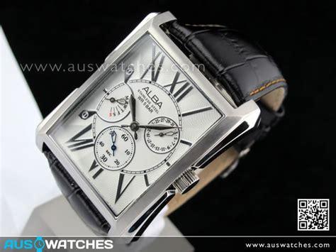 Alba An 4034 35 Leather buy seiko alba chronograph leather aq7037x1 buy