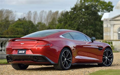 Aston Martin Exhaust by Aston Martin Sound Makeover Thanks To Borla 6speedonline