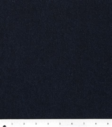 Home Decor For Kids by Sew Classic Bottomweight 11 Oz Dark Wash Denim Fabric