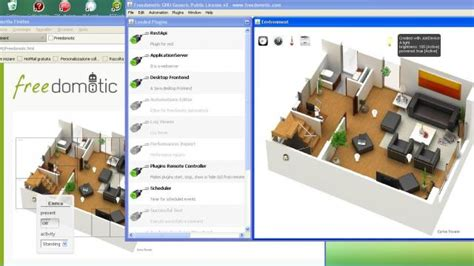 freedomotic distributed building and home automation