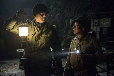 bill murray war movie monuments men interview george clooney bill murray cate