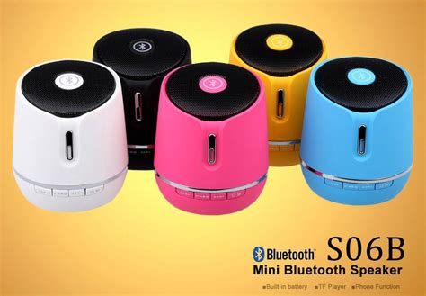 Speaker Bluetooth Thinkbox plastic wireless bluetooth speaker for smart phone mkm s06b thinkbox china manufacturer