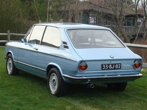 2002 bmw touring fjord blue concours winning 1974 bmw 2002 touring bring