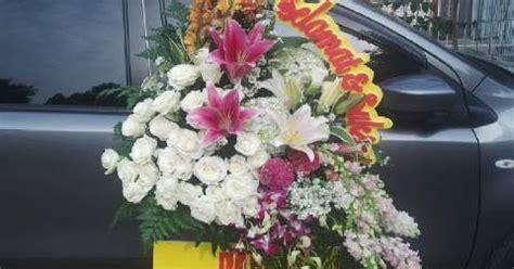 Rok Mini Flower Floral Murah Import Biru Hitam standing flowers toko bunga di jakarta