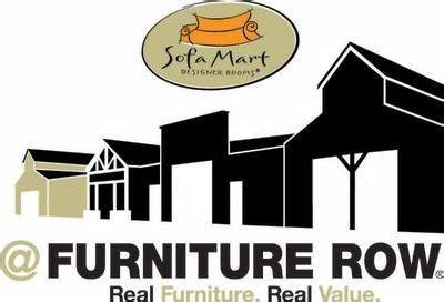 Furniture Row Stores by Sofa Mart Reveals New Interior In Huntsville Al