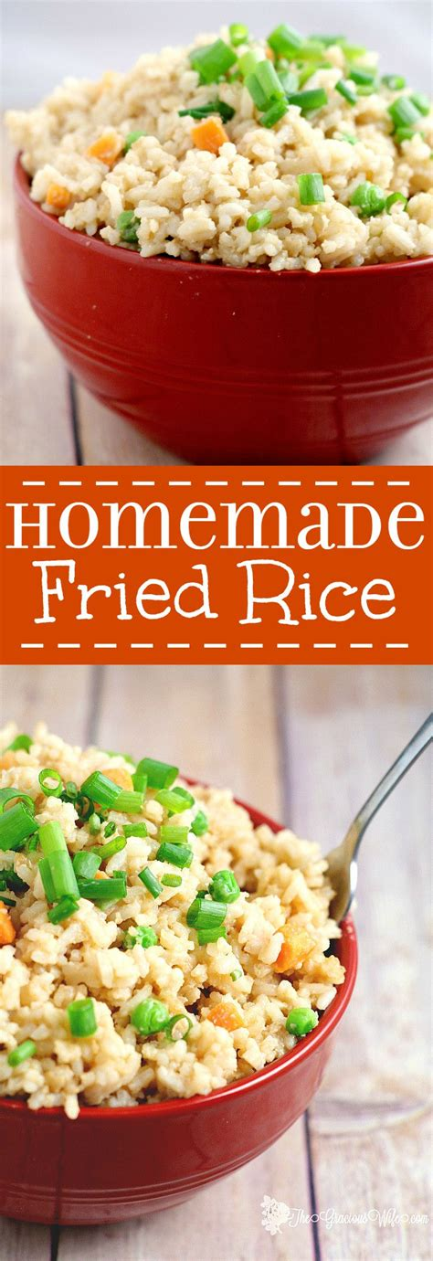 fried rice the gracious