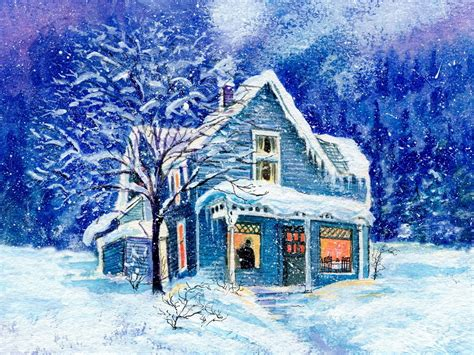 wallpaper christmas home holiday home christmas wallpaper 2735334 fanpop