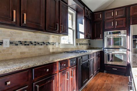 york kitchen cabinets york espresso kitchen traditional nashville by