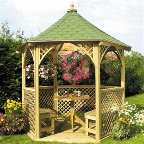 gazebo giardino legno gazebo da giardino in legno vivaldi arredo giardino