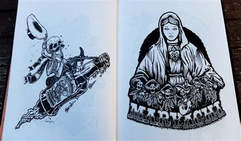 amigos de los muertos the book beyond the ink