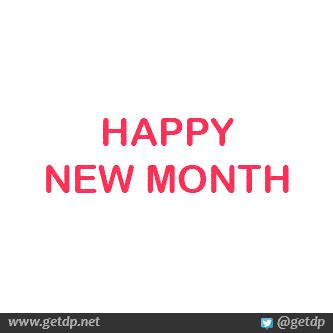 getdp happy new month