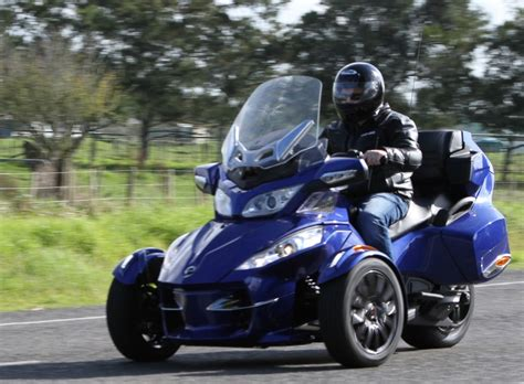 Dreirad Motorrad Can Am by Can Am Spyder Archives Motorbike Writer