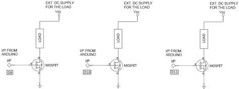 arduino led current limiting resistor arduino pwm led