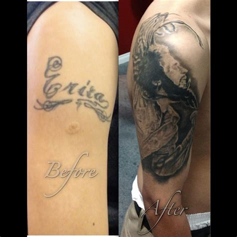 name cover up tattoos cover up name bob marley tattoos