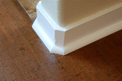 Baseboards Sizes by Shoe Molding Installation Steps Home Decor News