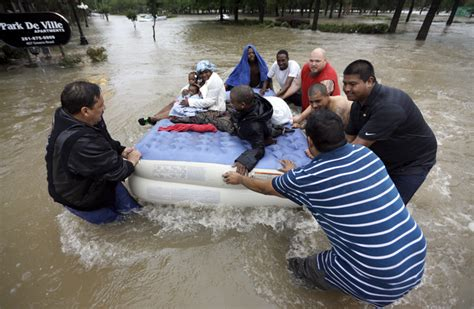 the 2nd possible fatality in houston flooding daily mail