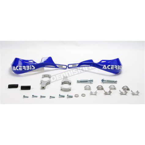 Handguard Acerbiz Rally Pro Import acerbis rally pro blue handguards 2142000211 dirt bike