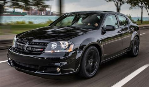 2020 Dodge Avenger by 2020 Dodge Avenger Review Rating Prices Rumors Clues