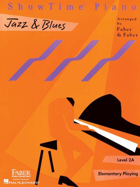 Showtime Jazz Amp Blues Sheet Music By Nancy Faber Sheet