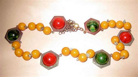 how to make bakelite jewelry necklaces vintage bakelite jewelry