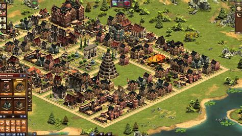 forge of empires building layout forge of empires great buildings walkthrough video youtube