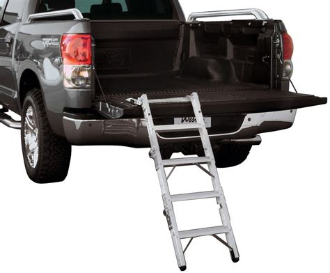 Fold Up Step Ladder by Westin Truck Pal Fold Up Bed Ladder Westin Truck Bed