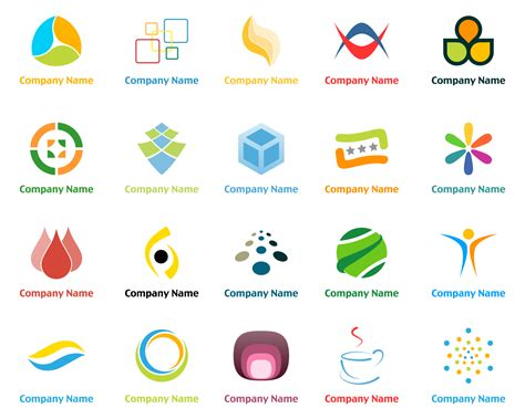 Logo Design Templates Free 20 vector logo design templates 2 free vector 4vector