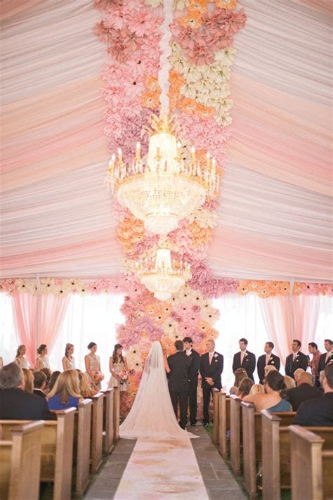 Outdoor Wedding Decor For Indoor Weddings   POPSUGAR Love