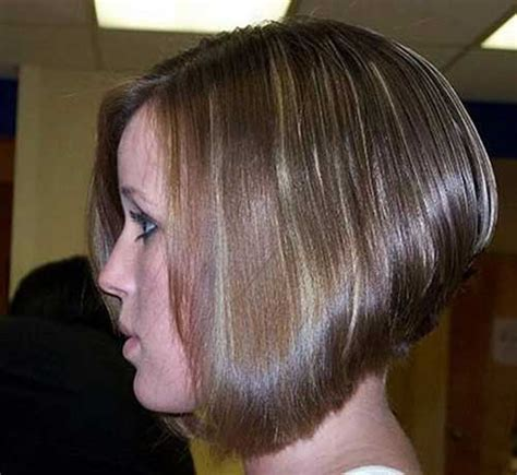 upside down bob haircut 35 short layered haircuts for women short bobs bobs and