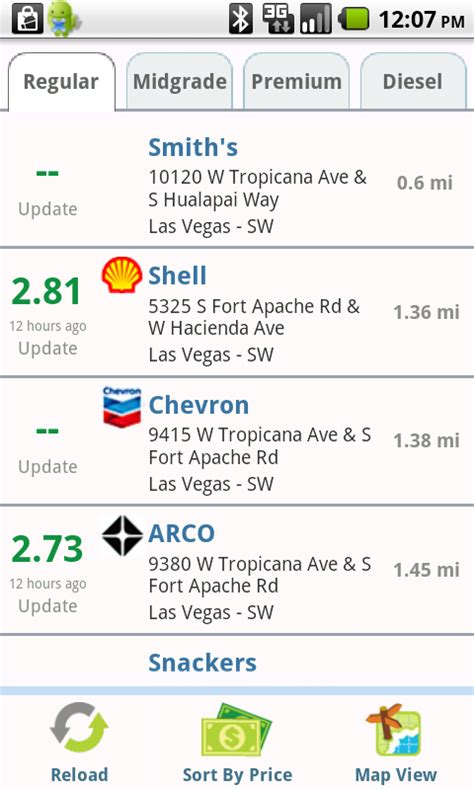 gasbuddy app for android gasbuddy for android helps you find cheap gas talkandroid