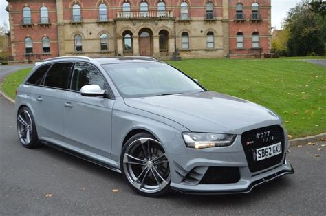 Audi A4 B5 Rs4 Body Kit by Audi Rs4 Full Body Kit For Audi A4 B8 Avant Estate Ebay