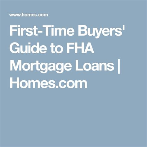 the 25 best fha mortgage ideas on fha loan