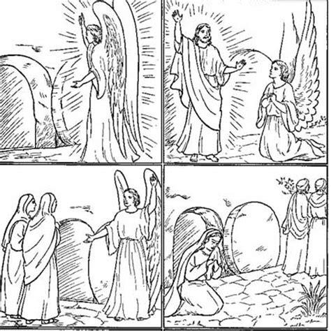imagenes de jesus resucitado para colorear dibujos jesus resucitado para colorear imagui